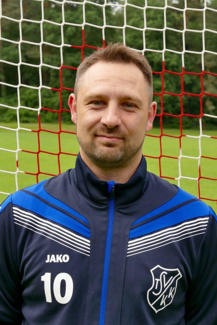 TSVKK Fußball 2. Altherren Saison 2016/2017 Denny Christl