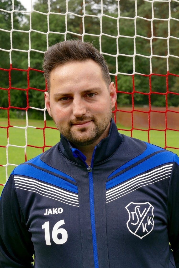 TSVKK Fußball 2. Altherren Saison 2016/2017 Marco Albanese