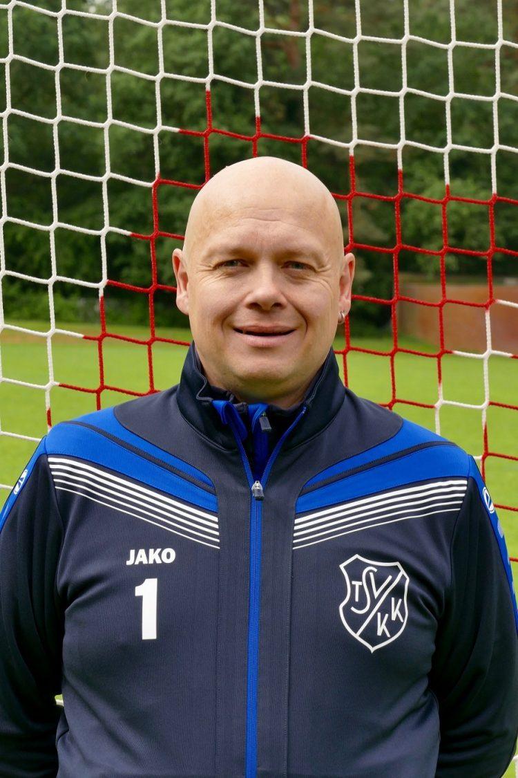 TSVKK Fußball 2. Altherren Saison 2016/2017 Dieter Kranz