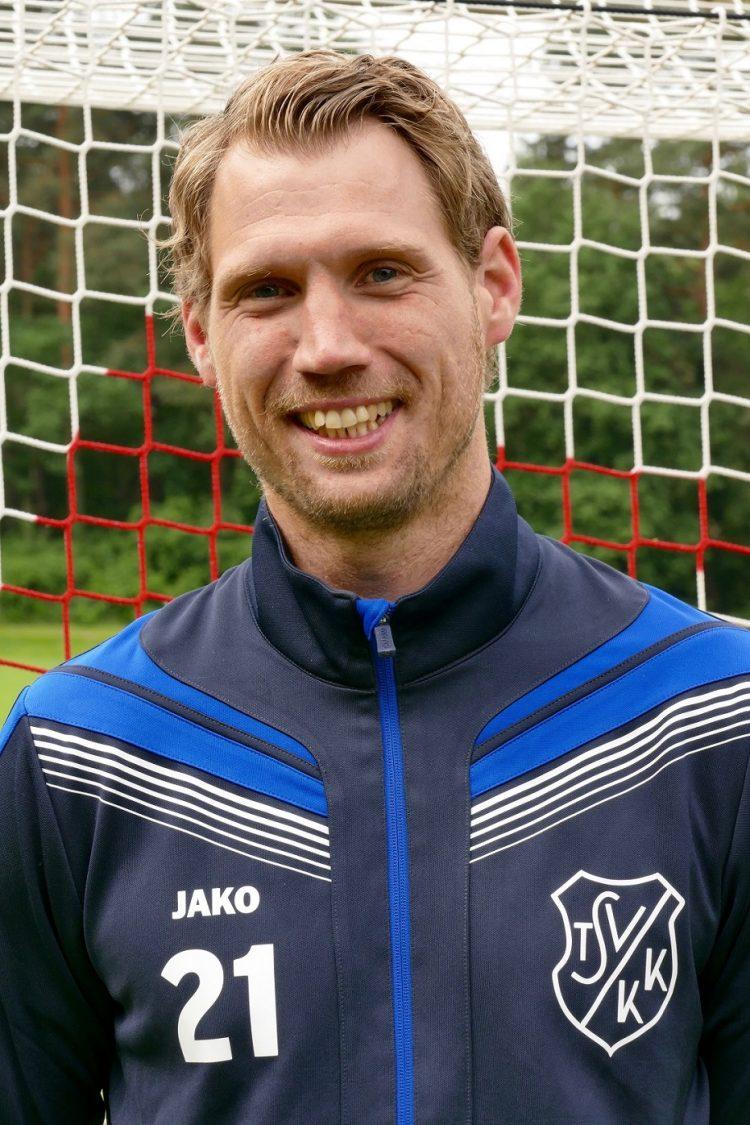 TSVKK Fußball 2. Altherren Saison 2016/2017 Kai Kleemann