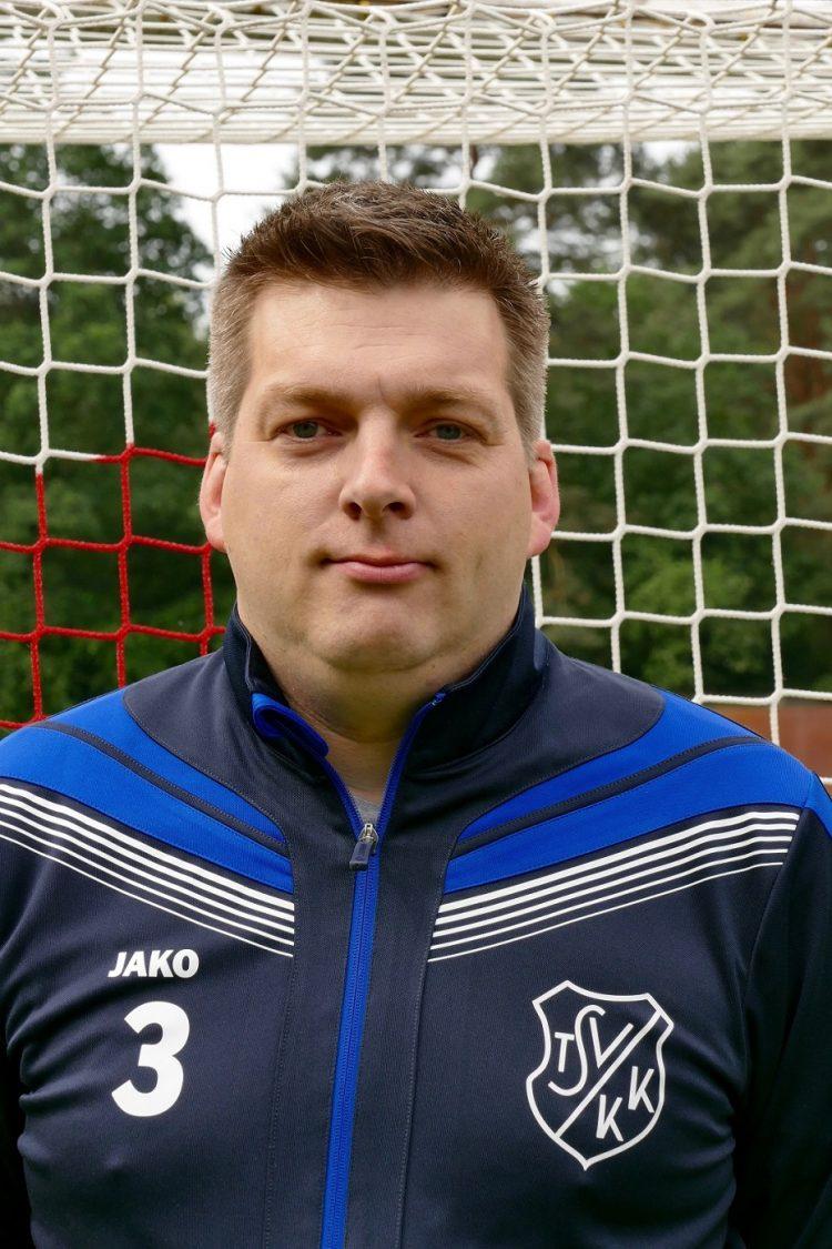 TSVKK Fußball 2. Altherren Saison 2016/2017 Ralf Hoppe