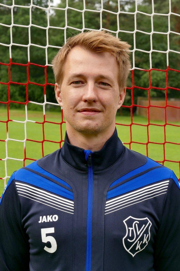 TSVKK Fußball 2. Altherren Saison 2016/2017 Jan Kammeyer