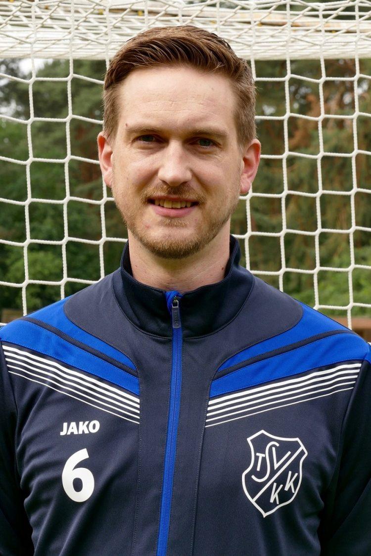 TSVKK Fußball 2. Altherren Saison 2016/2017 Marcel Wiepen