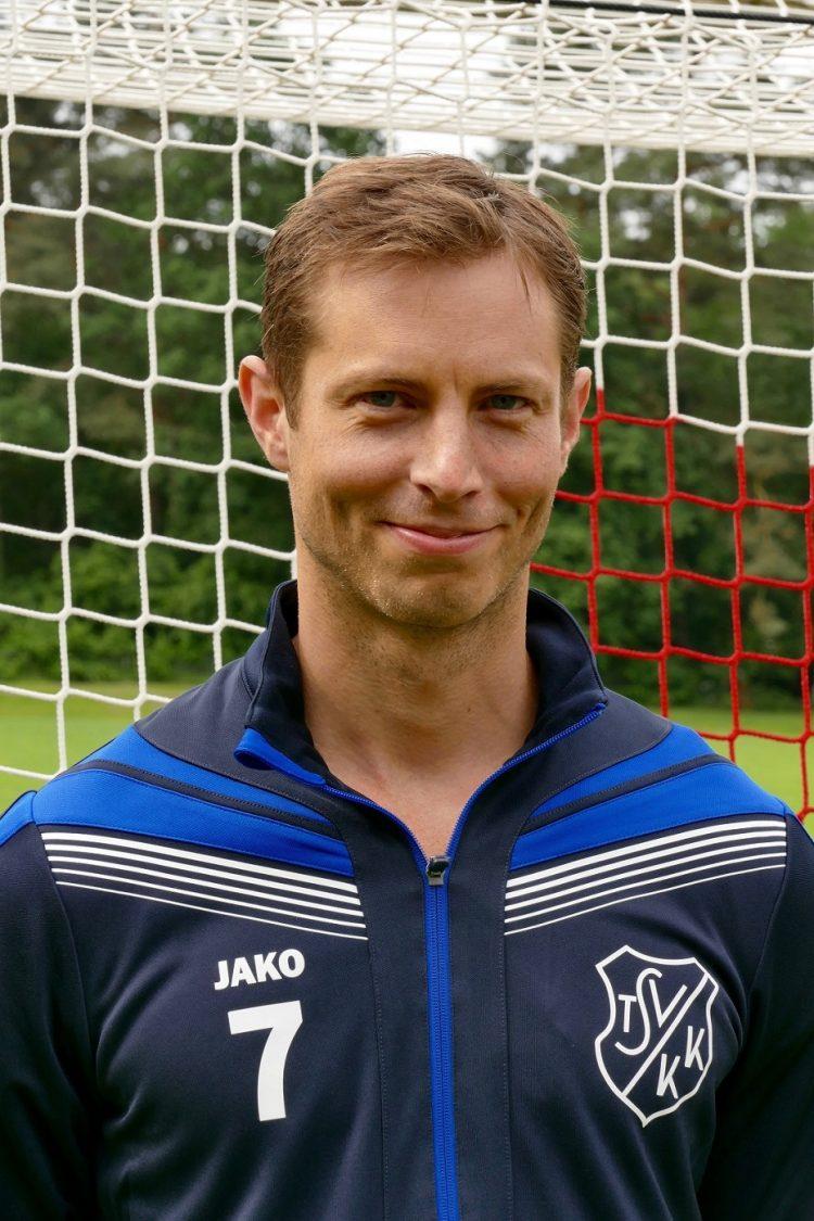 TSVKK Fußball 2. Altherren Saison 2016/2017 Andreas Tast