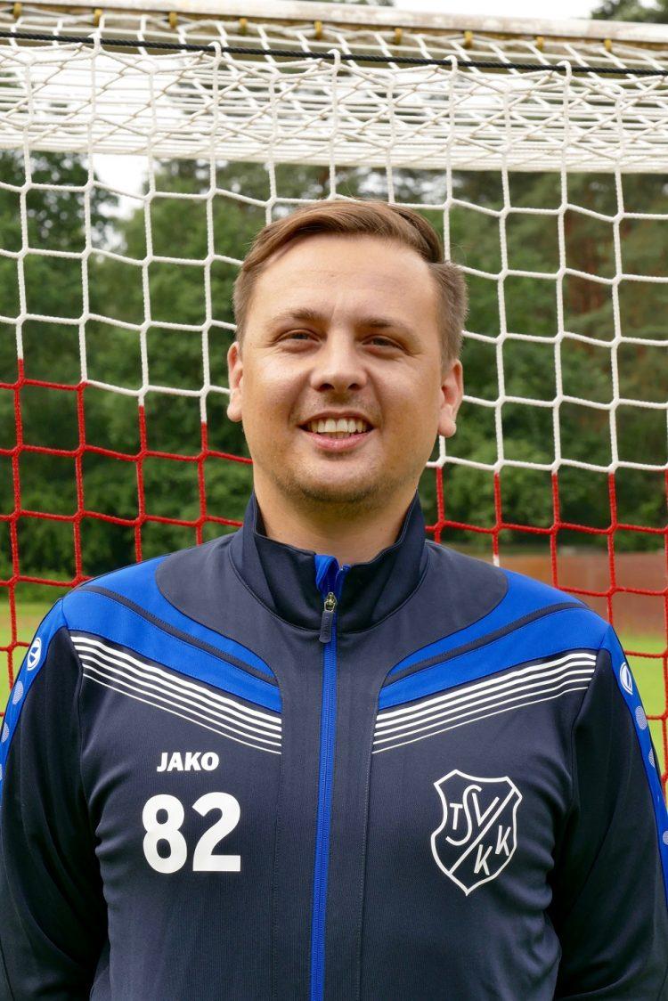 TSVKK Fußball 2. Altherren Saison 2016/2017 Adrian Paulmann