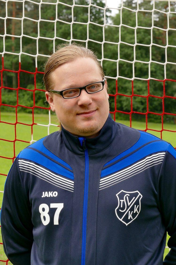 TSVKK Fußball 2. Altherren Saison 2016/2017 Marc-Anton Beyer
