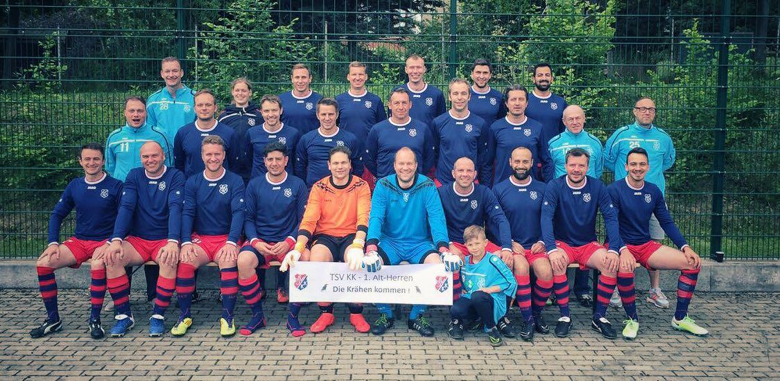 TSV KK Fussball 1.Ü32 DM 18.06.17 - 2