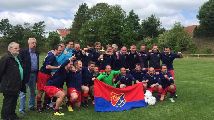 TSV KK Fussball 1. Ü32 Kreispokalsieger 2017