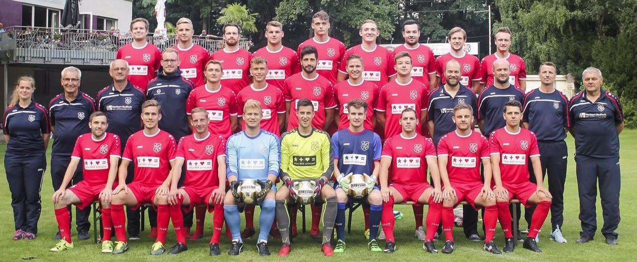 TSV KK I. Herren Mannschaftsfoto saison 2017-2018