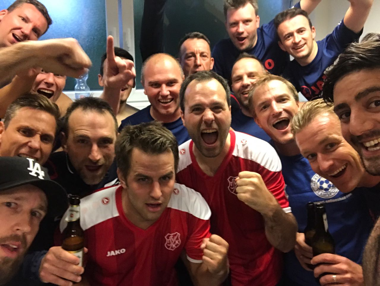 TSV KK Fussball 1.Ü32 Saison 2017-2018