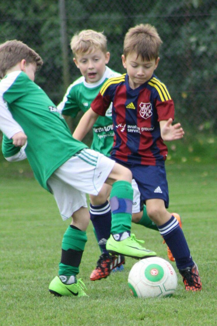 TSV KK Fußball 1. F-Junioren
