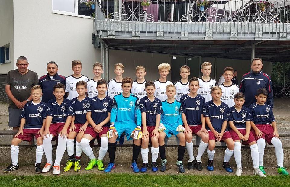 TSV KK Fußball 1. C-Junioren Saison 2017-2018