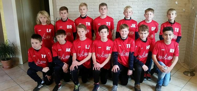 TSV KK 3. D-Junioren Sparkassen-Cup 2017