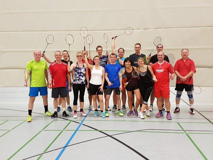 TSV KK Badminton 3 - 2017
