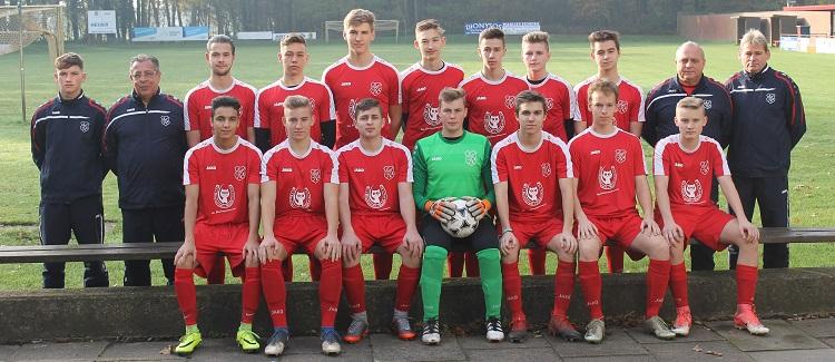 TSV KK Fussball A-Junioren Saison 2017-2018