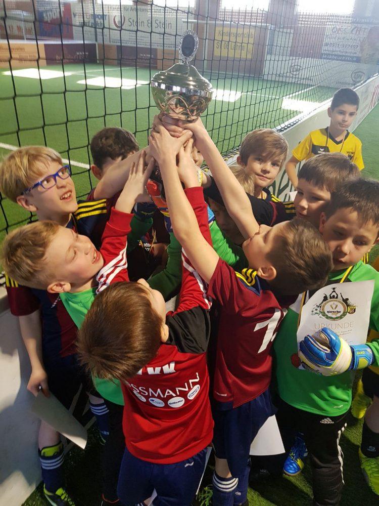 TSV KK Fussball 1.F-Junioren Niesche-Cup 2018 - 2