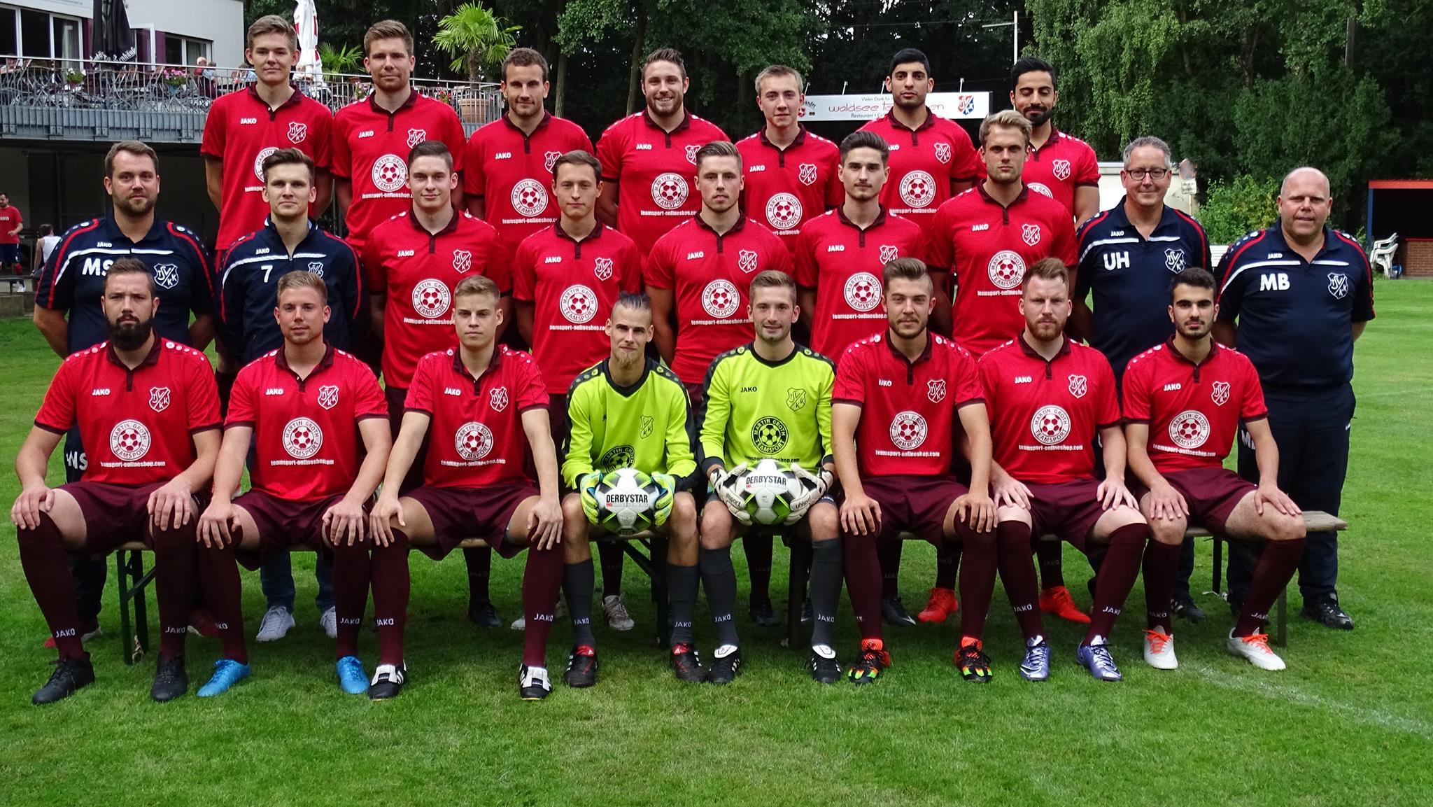 TSV KK 2. Herren Saison 2017-2018