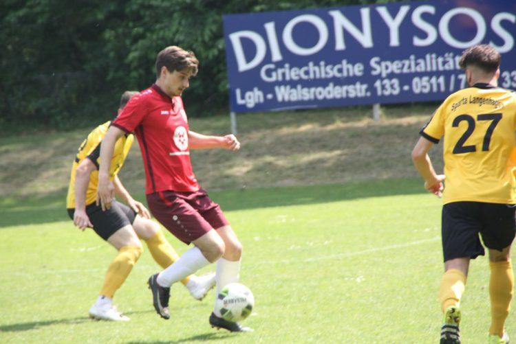 TSV KK 2. Herren 27.05.18 Sparta Langenhagen 4