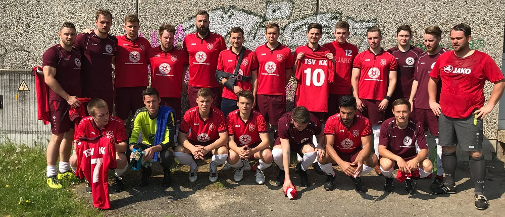 TSV KK 2. Herren Pokalfinale Saison 2017-2018