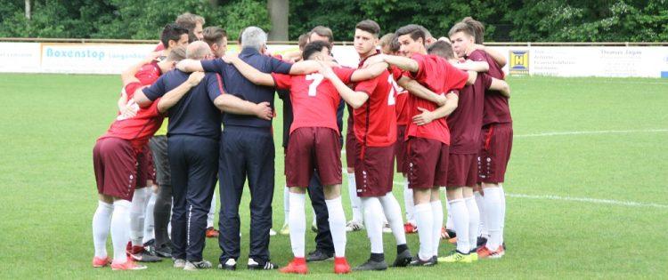 TSV KK 2. Herren 15.05.2018 gegen Bokeloh - 2