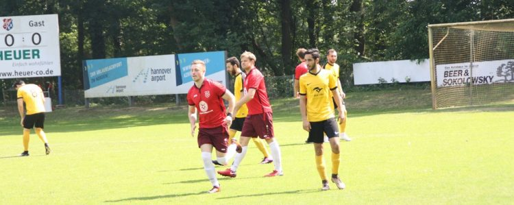 TSV KK 2. Herren 27.05.18 Sparta Langenhagen 5