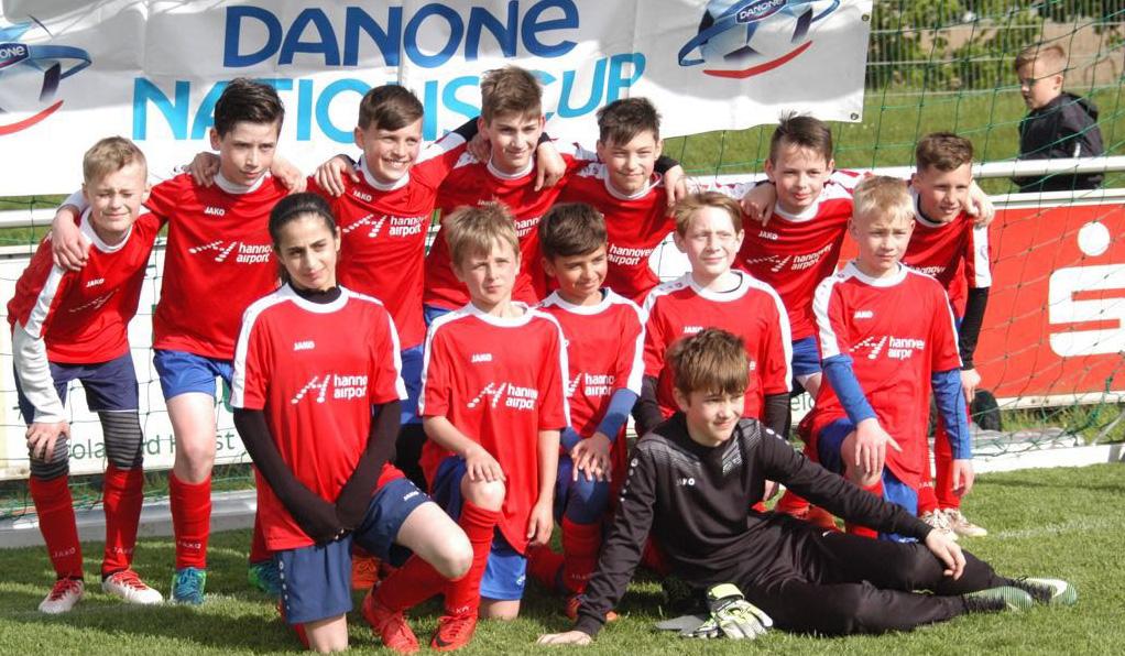 TSV KK - U12 Danone-Cup 2018
