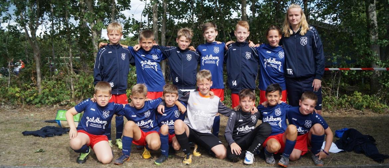 TSV KK Fussball Saison 2018-2019 II. E-Junioren