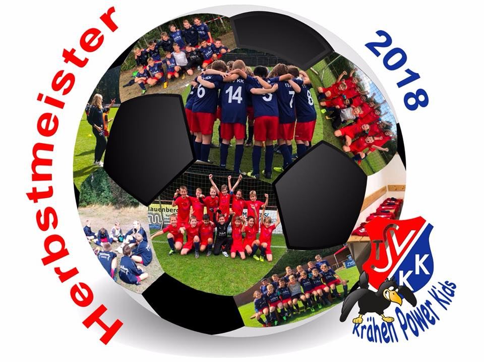 TSV KK 2.E-Jugend - Herbstmeister 2018