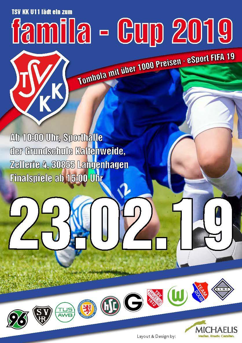 TSV KK Familia-Cup 2019